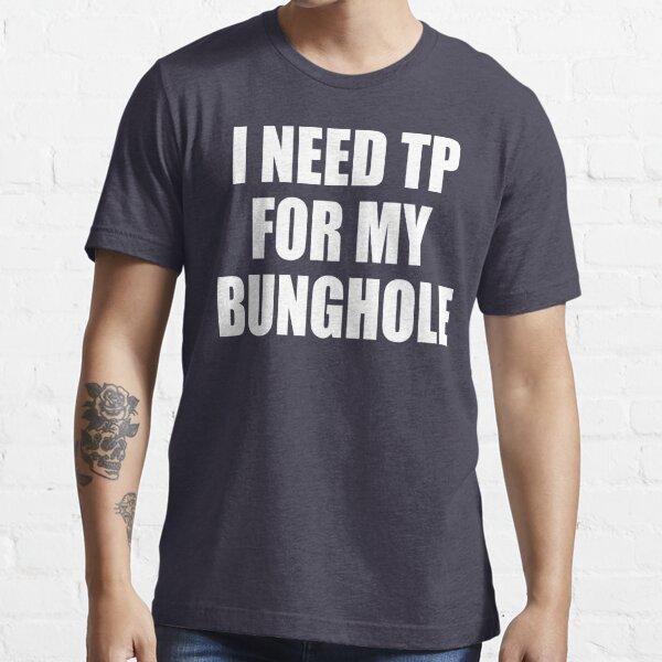 Beavis Butthead 20 TP for everyones bunghole shirt