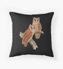 Twits!!! Throw Pillow