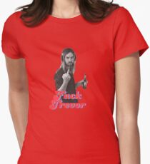 F*** Trevor Womens Fitted T-Shirt