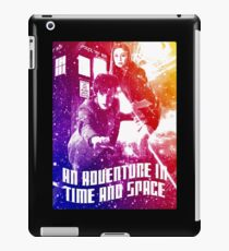 An Adventure in Time and Space iPad Case/Skin