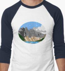 Reaching the Summit Men's Baseball ¾ T-Shirt