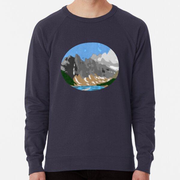 Reaching the Summit Lightweight Sweatshirt
