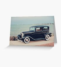 deuce by the bay Greeting Card