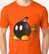 Bob Omb T-shirt ajusté