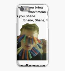 ShaneSongs iPhone Case/Skin