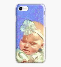 Precious little one iPhone Case/Skin