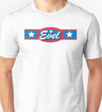 Evel Knievel - Horizontal Strip V.2 Unisex T-Shirt