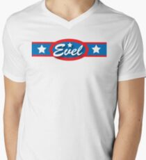 Evel Knievel - Horizontal Strip V.2 T-Shirt