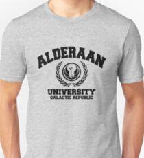 Alderaan Universität Slim Fit T-Shirt