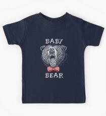 Baby Bear T-Shirt Kids Tee