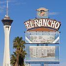 El Rancho Las Vegas by urbanphotos