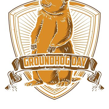 Groundhog Day With Groundhog by Funnydoneright