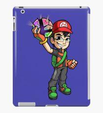 Poketon96 Smash/ORAS Season Art iPad Case/Skin