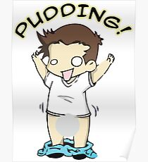 Pudding Poster