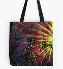 Cypress Swamp Lily Pad Tote Bag