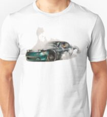 Mattman burnout Unisex T-Shirt