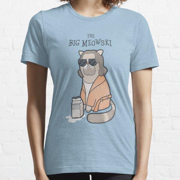 The Big Meowski Essential T-Shirt