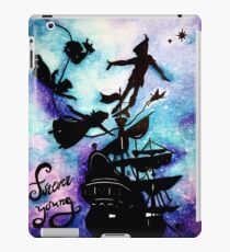 Vinilo o funda para iPad Peter Pan's Forever Young