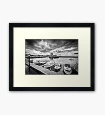 Carrickfergus Castle 4 Framed Print