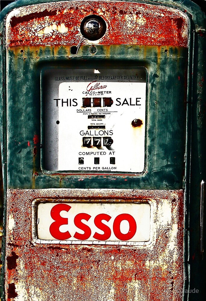 ESSO by cclaude
