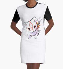 Okami Graphic T-Shirt Dress