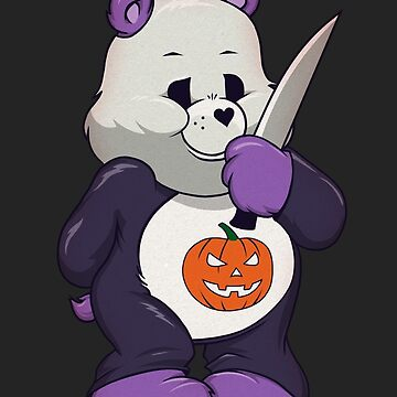 Michael Myers Care Bear by willblack