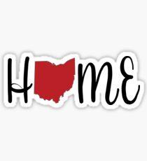 Ohio is my Home Sticker