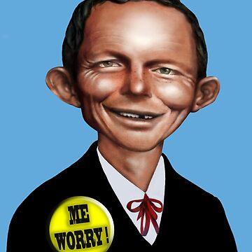 Shirt-Front Abbott! by FredDerf
