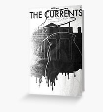 Bastille // The Currents  Greeting Card