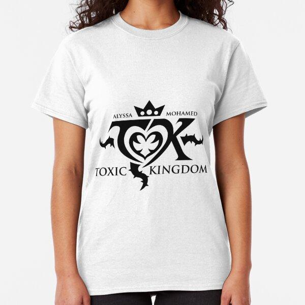 Toxic Kingdom Logo Classic T-Shirt