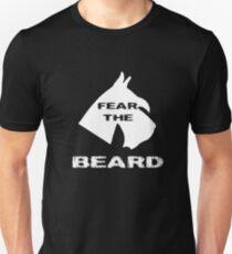 Fear The Beard Schnauzer Unisex T-Shirt