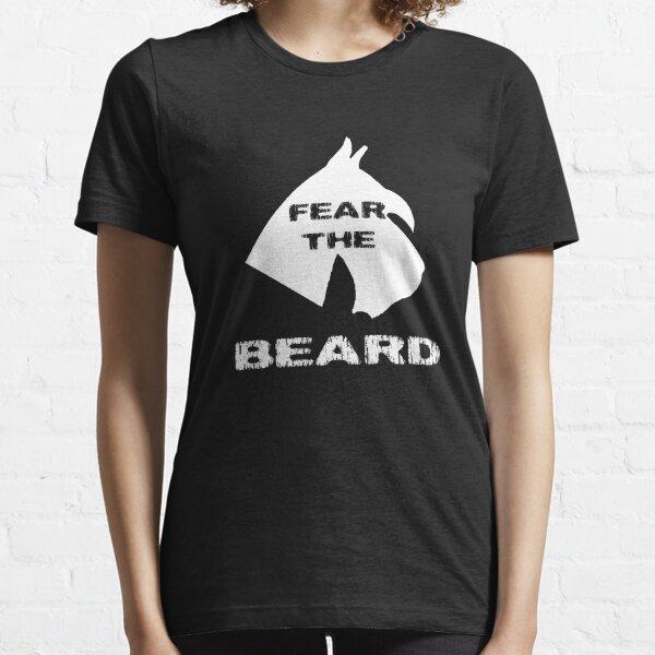 Fear The Beard Schnauzer Essential T-Shirt