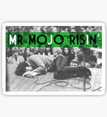 Mr Mojo Risin' Sticker