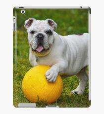 Play Ball iPad Case/Skin