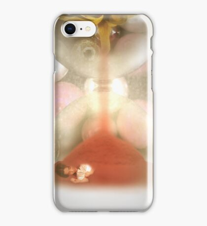 My time is already running late iPhone Case/Skin