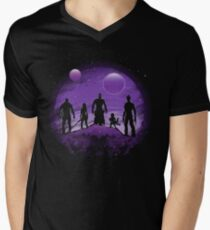 Guardians Men's V-Neck T-Shirt