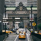 Grand Central Station, NYC by smithandcompany