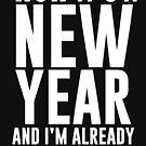 Neues Jahr bereits enttäuschend von kjanedesigns