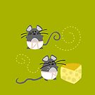 Cheese Lovers by Sonia Pascual