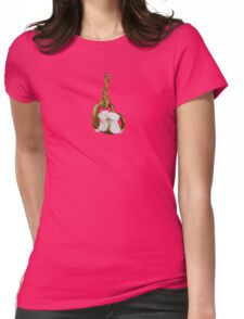 The Cats rule the Nights Womens Fitted T-Shirt