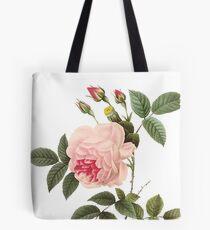 Pink rose lll Tote Bag