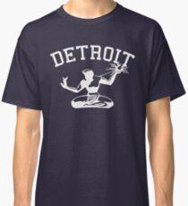 Spirit of Detroit (Vintage Distressed Design) Classic T-Shirt