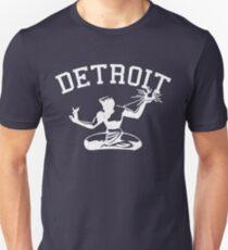 Spirit of Detroit (Vintage Distressed Design) T-Shirt