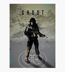 Legends of Gaming - Ghost Photographic Print