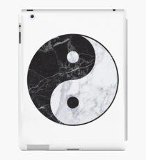 marble yin yang iPad Case/Skin