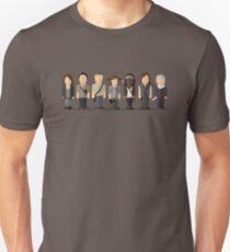 Walking Dead - Hauptsaison 6 Unisex T-Shirt