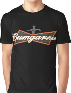 Bumgarner - The King Of Baseball Graphic T-Shirt