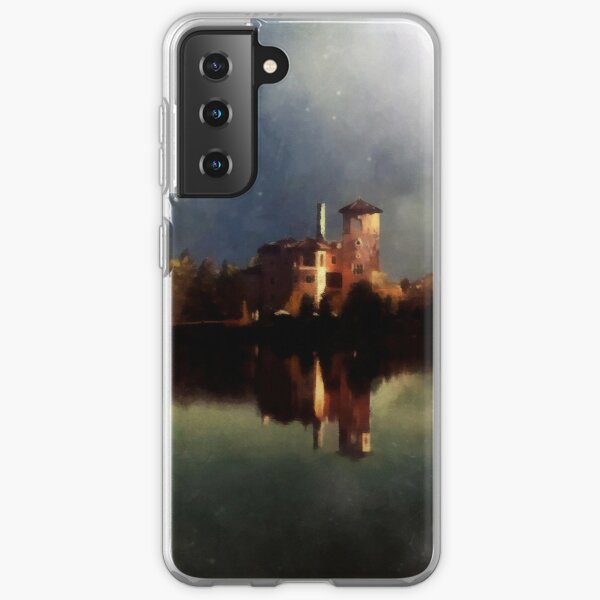 The Lake and the Sky Samsung Galaxy Soft Case