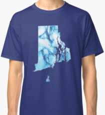 Marble Rhode Island Classic T-Shirt