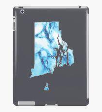 Marble Rhode Island iPad Case/Skin